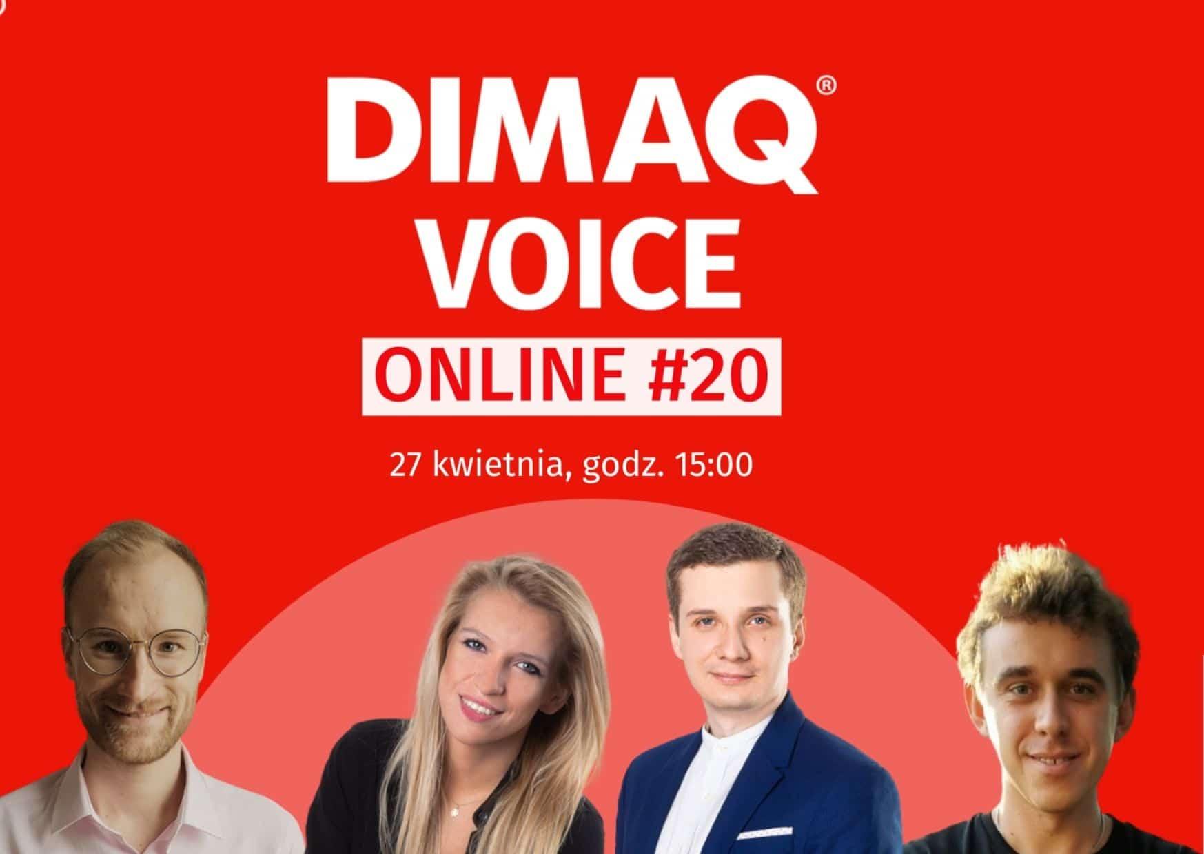 #20 DIMAQ Voice
